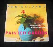 Annie Sloan's Painted Garden by Annie Sloan (Paperback, 2003)