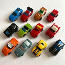 Micro Machines: Chevrolet Chevy Corvette Job Lot - Rare Galoob, Hasbro, Snake