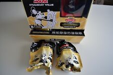 """2x STEAMBOAT WILLIE DOMEZ MICKEY DISNEY 2"""" COLLECTIBLE BLIND MINI FIGURE NEW"""