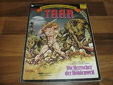 die GROßEN PHANTASTIC COMICS  # 8 -- TAAR  // von Brocal Remohi  1981