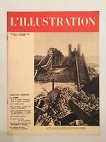 Rivista Settimanale L'Illustrazioni N° 5038 23 Novembre 1939