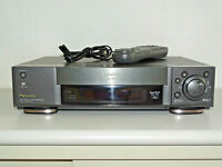 Panasonic NV-HS950 High-End S-VHS Videorecorder inkl. FB, 2 Jahre Garantie
