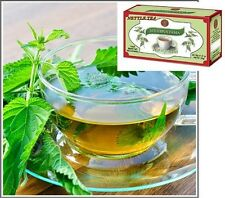 100 % Organic natural NETTLE HERBAL TEA Antioxidants, FREE  DELIVERY,BIOprogramm