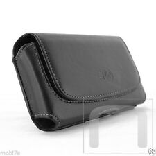 HORIZONTAL LEATHER CASE POUCH BELT CLIP LOOP SAMSUNG GALAXY NOTE LTE B