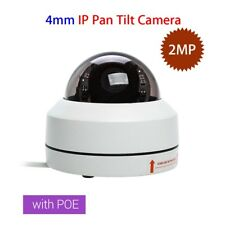 Smart IP 2MP Dome Camera Security IR Full HD 1080P Outdoor PoE H.265 For Outdoor