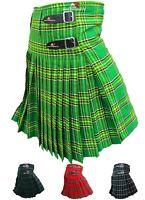 """HS Scottish Kilt Fly Plaid Crawford Tartan Acrylic Wool 48/"""" X 48/"""" Highland Wear"""