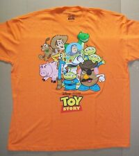 Disney Toy Story Characters  Men's Unisex T-Shirt - Available XL & XXL