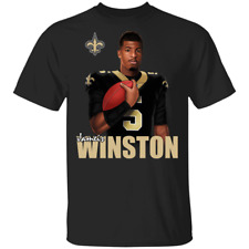 New Orleans Saints Jameis Winston T-Shirt Men's Tee Shirt Short Sleeve