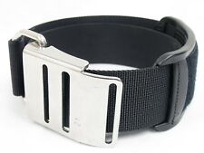Otg Scuba Technical Diving Tank Band / Cam Strap w/ Stainless Steel Buckle Og-35