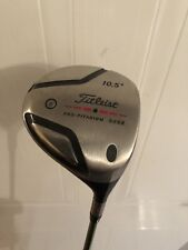 Titleist 905 R Pro Titanium 10.5 Driver With Headcover