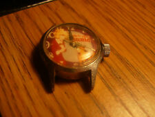 "BENRUS 17 JEWEL "" LITTLE ORPHAN ANNIE "" KIDS WATCH."