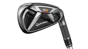NEW TaylorMade '16 M2 Single Irons/REAX HL 88 Shafts - CUSTOM LENGTH AVAILABLE