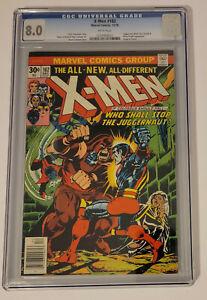 Marvel Comics Uncanny X-Men # 102 CGC 8.0 Origin of Storm