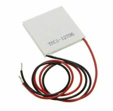 12V 60W TEC1-12706 Thermoelectric Cooler Peltier Module UK STOCK 1St Class