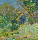Pierre Bonnard Sunlight Poster Reproduction Paintings Giclee Canvas Print