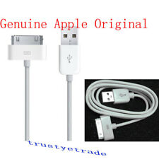 Apple iPod Dock Connector to USB 2.0 Cable for iPod and iPhone4 4S (White) -UKSF