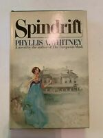 1975 Spindrift by Phyllis A Whitney Hardcover with Dust Jacket