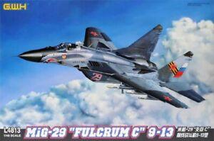 "GreatWall 1/48 L4813 Russian Mig-29 ""Fulcrum C"" 9-13"
