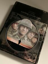 Saving Private Ryan Steelbook (Blu-ray, 1998, Like New)