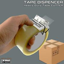 Heavy Duty Box Packing Packaging Tape Gun Dispenser Cutter Sellotape 4850 Mm