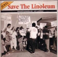 JEWEL Save The Linoleum RARE OUT OF PRINT NEVER RELEASED EARLY CD