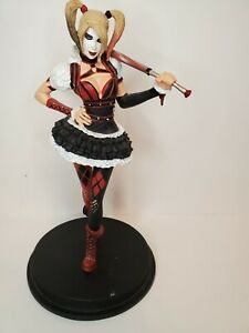 Batman Arkham Knight HARLEY QUINN Game Stop Exclusive Statue Icon Heroes #1673