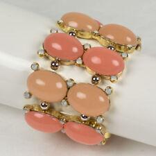 Stretch Modeschmuck-Armbänder mit Strass-Perlen für Damen