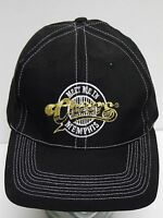 Vintage 1990s CHEERS MEMPHIS TENNESSEE Bar TV Show Advertising SNAPBACK HAT CAP