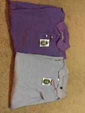 Ben Hogan Golf Shirt Mens Large L Short Sleeves Two Lot With Tags