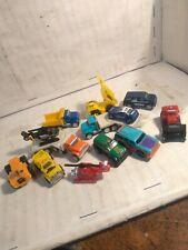 Miniature Tonka cars, Trucks, Plastic,& Driven toy company , trucks , cars Lot