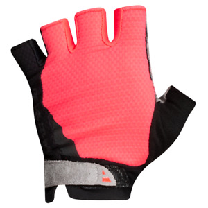 NEW! Pearl Izumi Elite Gel Women's Bike Cycling Gloves 14242002 ATOMIC RED Small