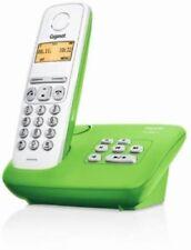 Grüne Schnurlose Anrufbeantworter-Telefone