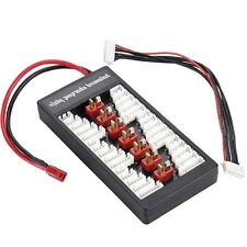 Parallel Charging Board Balance T Plug for Lipo IMAX B6 B8 B6AC Battery Chargers