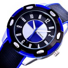 Fashion Casual Sports Quartz Wristwatches Waterproof BMW Colors Children Watch