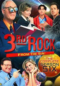 3rd Rock From the Sun - Season 6 (DVD) - Free Shipping