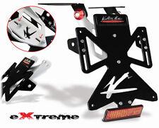 Valtermoto support de plaque d'immatriculation Kawasaki zx-10r zx10r 11-14 LED plaque d'immatriculation lumière