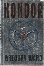 Kondor Gregory ward hardcover book very good