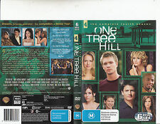 One Tree Hill-2003/12-TV Series USA-Complete Fourth Season-6 Disc Set-DVD