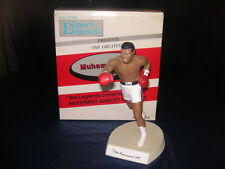 MUHAMMAD ALI SIGNED SALVINO FIGURE WITH BOX