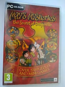 May's Mysteries: The Secret of Dragonville (DVD-ROM) Free UK Postage