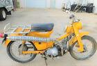 1968 Honda CT  BARN FIND 1968 Honda CT 90