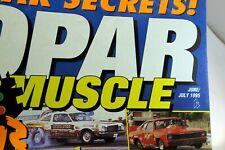 MOPAR Muscle Magazine June/July 1995 Pilot Car Secrets