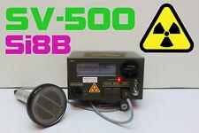 SV-500 Geigerzähler Dosimeter Strahlenmessgerät geiger counter Si8b Sonde