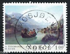 Norway 1974, NK 729 Son 8650 Mosjøen 25-9-74 (NO)
