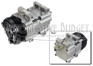 A/C Compressor w/Clutch for Ford Thunderbird & Mercury Cougar w/3.8L - NEW