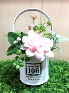 JAPAN ARTIFICIAL FLOWERS HOME Decor/Blueberry/fake/PLANT/garland/rose