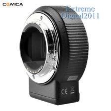 Commlite ENF-E1 PRO AF V06 Lens Adapter For Nikon F Lens To Sony E A9 A7II A7RII