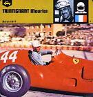 TRINTIGNANT Maurice ( FERRARI ) : Fiche Pilote Collection