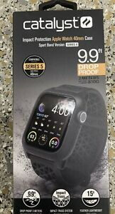 Catalyst Protective Case for Apple Watch® 40mm Stealth Black Brand New In Box!