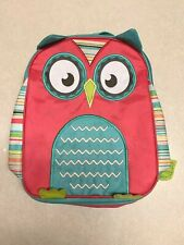 Thirty One 31 Chill-icious Owl Thermal Lunch Bag Lunchbox